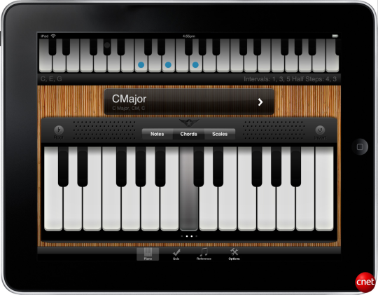 iPad Piano App Nota Reminds Us That Bigger Can Be Better