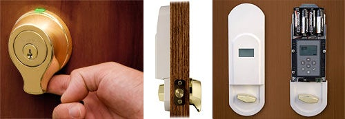 BioLock Fingerprint Deadbolt Lets You Go Keyless