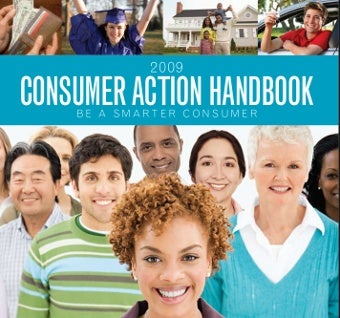 Order a Free Copy of the Consumer Action Handbook