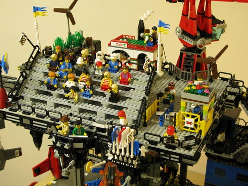 LEGO Steampunk City Is Mad Max On Rainbows And Acid