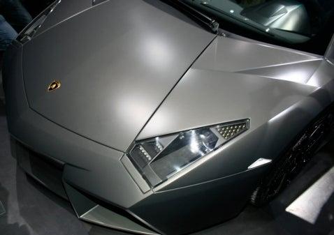 Frankfurt Auto Show: Lamborghini Reventón