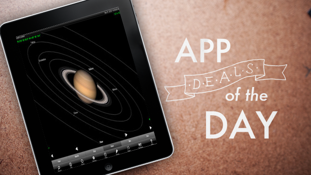 Daily App Deals: Get SkySafari 3 Plus for iOS for $9.99 in Today's App Deals
