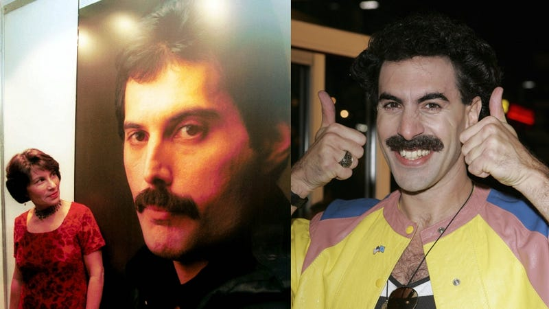 Sacha Baron Cohen Quits Freddie Mercury Film After Fall Out with Queen