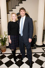 Google exec Marissa Mayer engaged