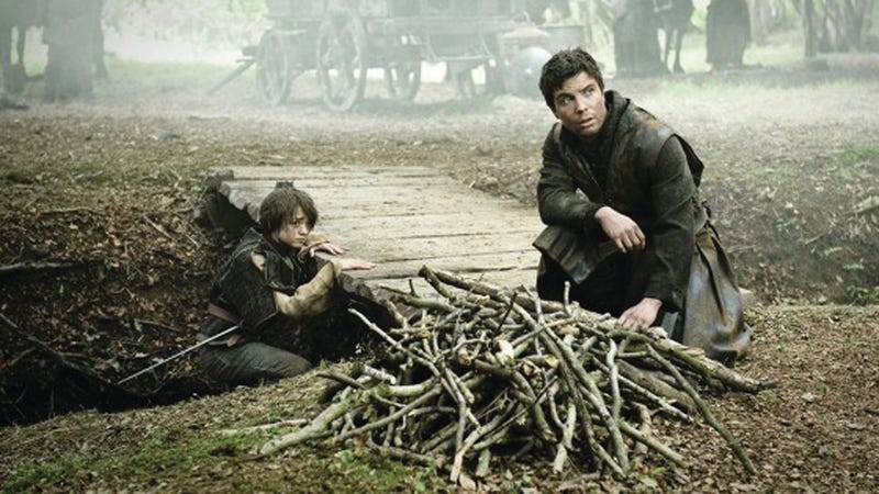 Maisie Williams Gives Hope to Arya/Gendry Shippers Everywhere