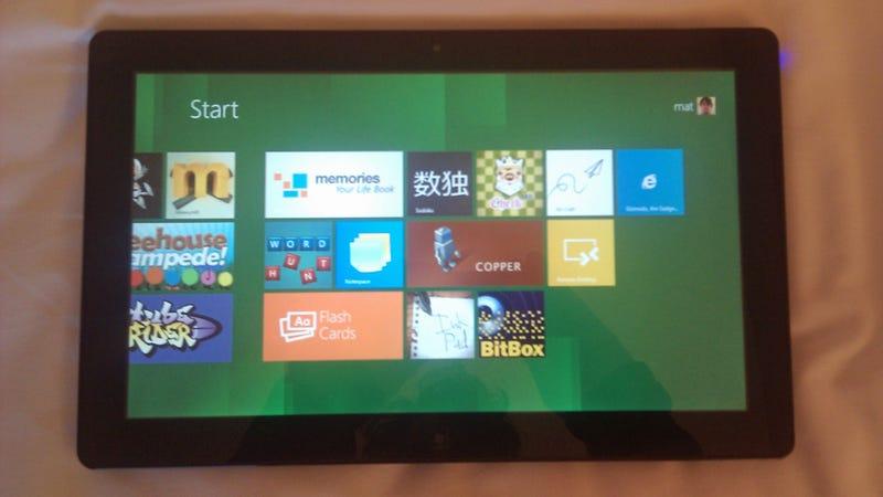 Windows 8 gallery