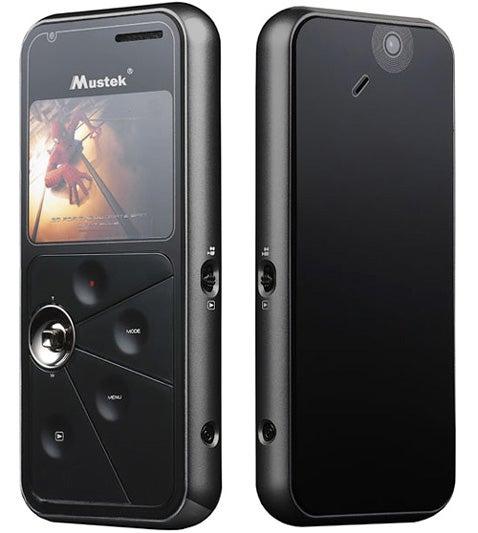 Mustek DV300T Video Camera Tastes Like Candybars