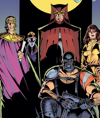 """Alan Moore: DC """"offered me the rights to Watchmen back."""""""