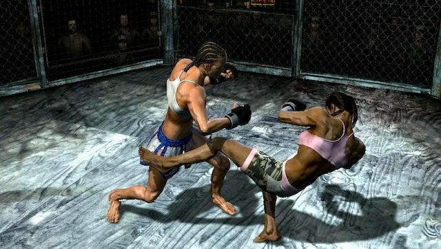 New Video Game Shows Women Can Kick Ass