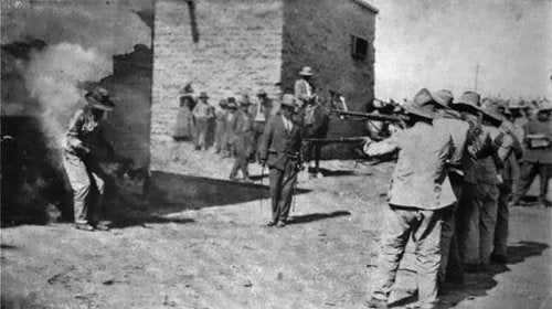 Utah's Frontier Justice: Death By Firing Squad