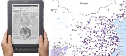Amazon's 3G Kindle Leaps China's Great Wall of Censorship