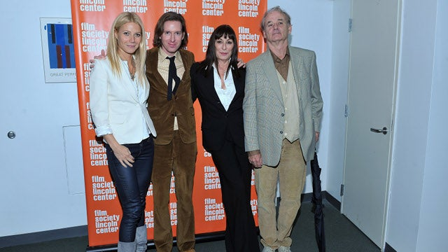 The Royal Tenenbaums Reunion Takes Place In A Tiny White Room