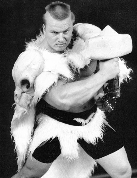 Dead Wrestler Of The Week: Ludvig Borga