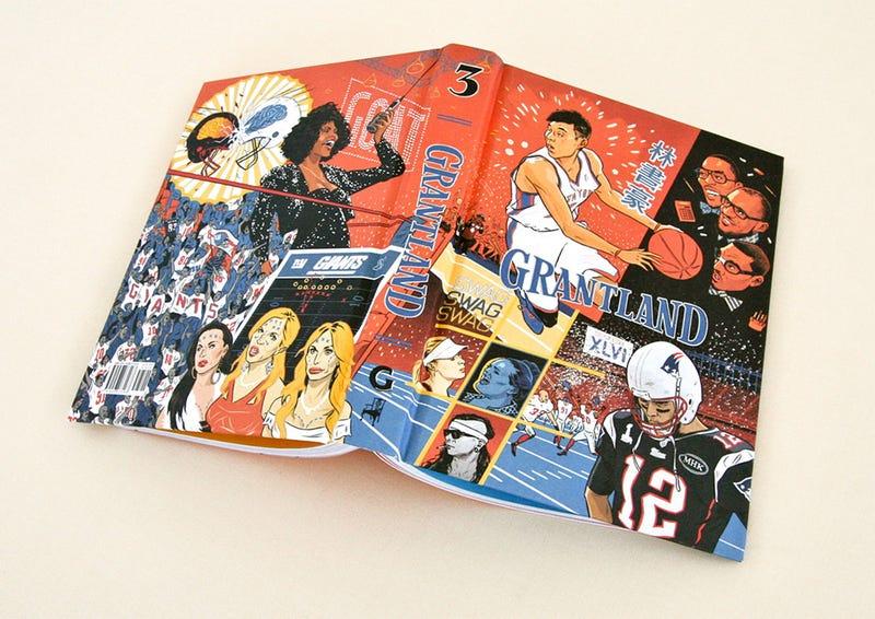The Amazing, Vivid Sports Artwork Of Mickey Duzyj