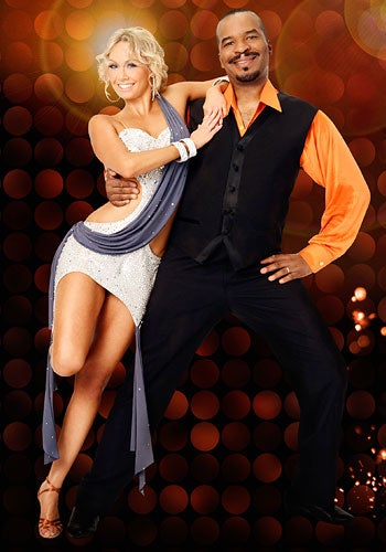 Airbrush Tool Tipped To Win Based On 'Dancing With The Stars' Promo Shots