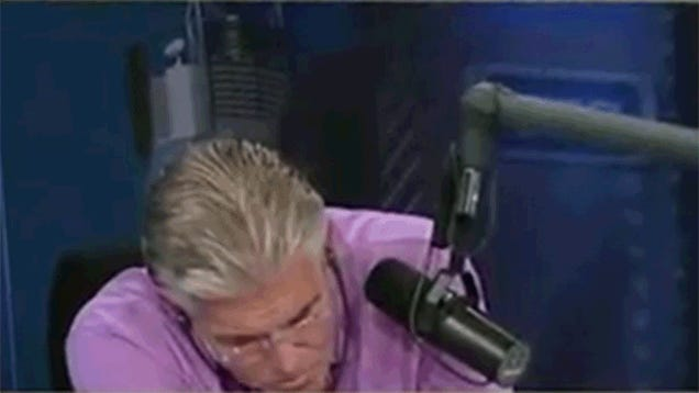 Watch Mike Francesa Doze Off During An Interview