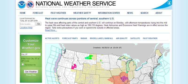 A Single Android App Is Crippling the Nat'l Weather Service's Website
