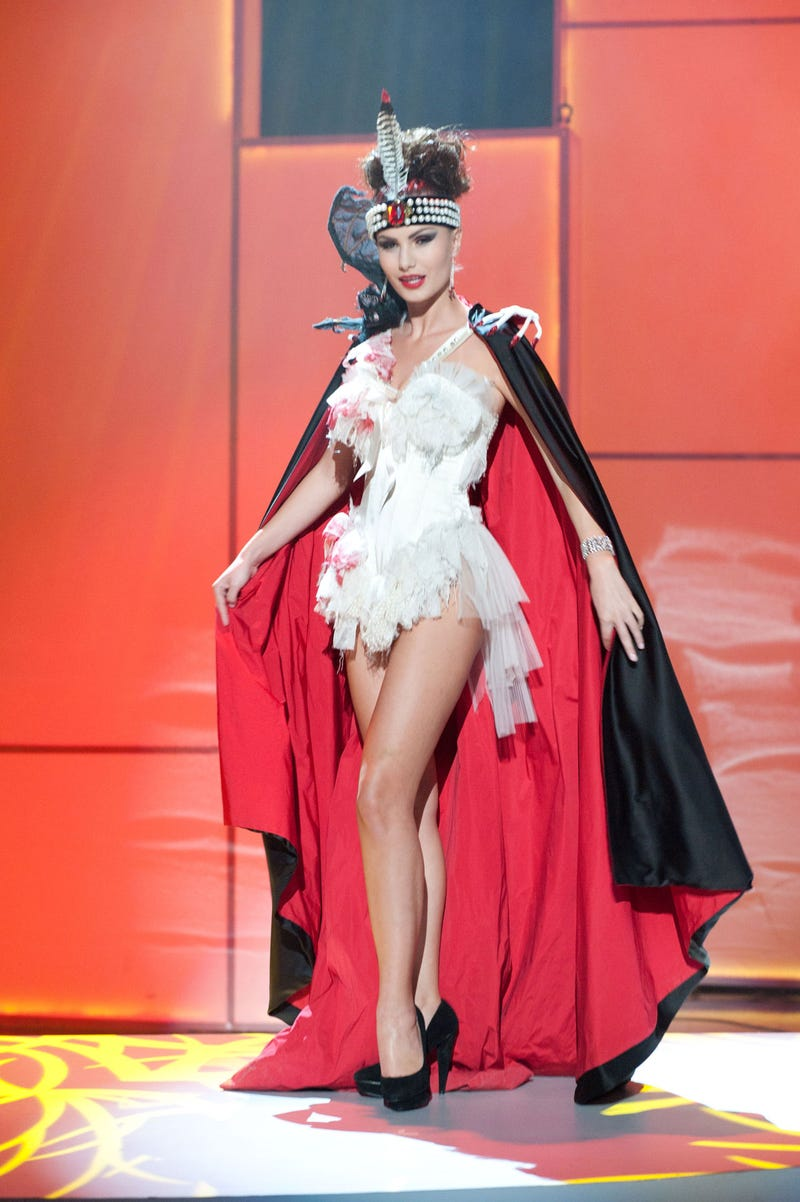 Hey Miss Universe, What is This, a Cosplay Competition?