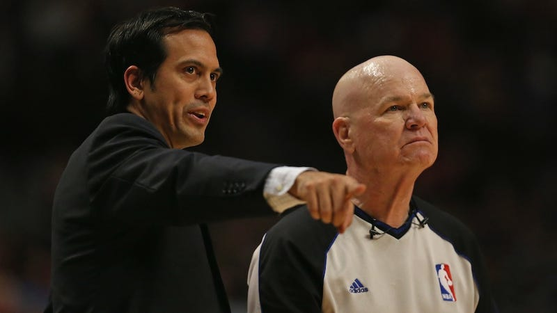 Nobody Can Hijack A Playoff Game Quite Like An NBA Referee Can