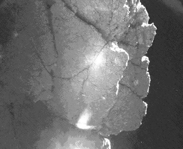 How Scientists Found the Tiny Philae Lander On a Giant Comet