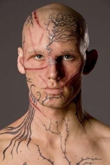 Kyle beckerman tattoos