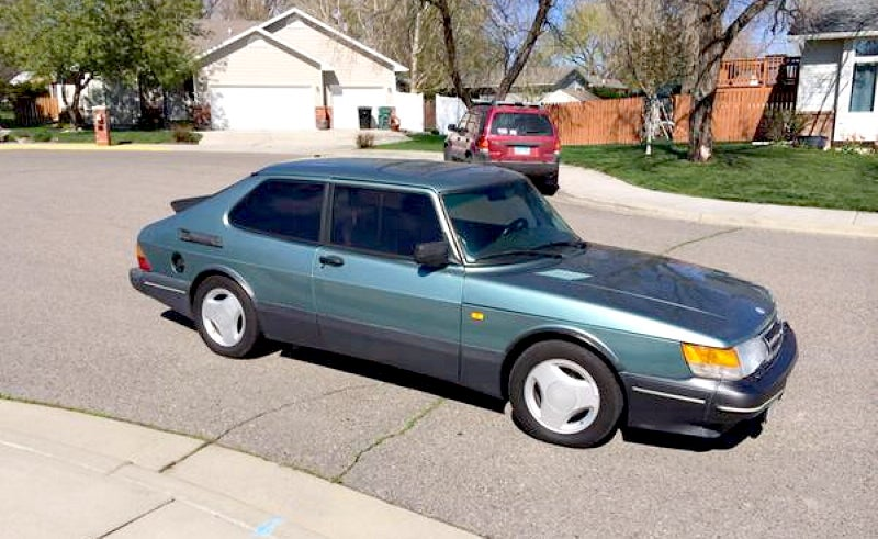 For $4,500, This Saab Is So Pretty Good