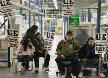 Sit-in Factory Finds Buyer