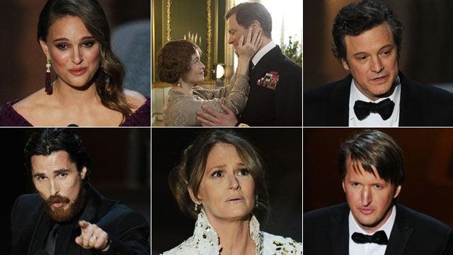 Your 2011 Academy Award Winners