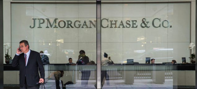 Hackers Roamed Around JPMorgan Chase's Financial Records for 2 Months