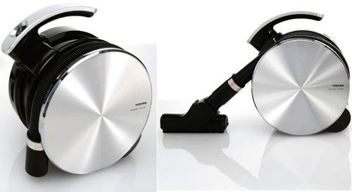 When Style Meets Suction: The Escargot Vacuum