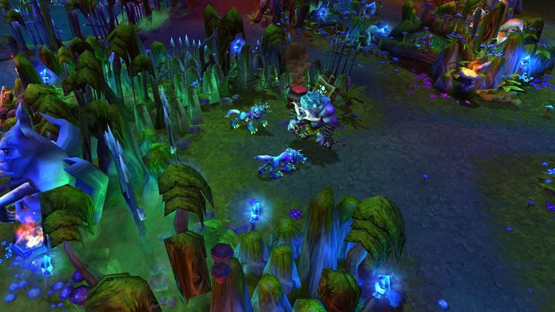 From Warcraft Obsession to Game Creation