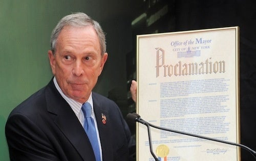 How to Get an Internship at Mayor Bloomberg's Office
