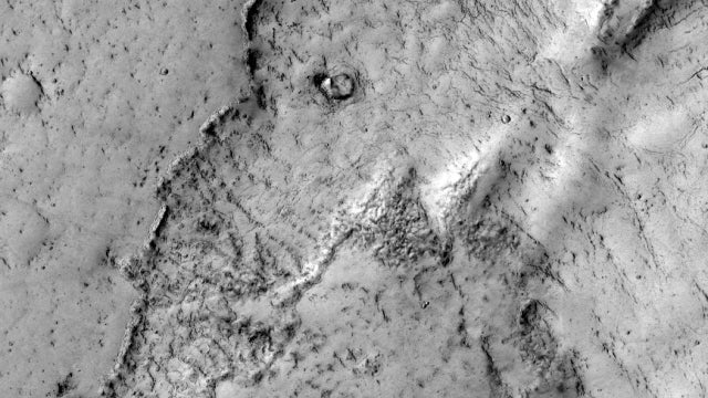 And Now, an Elephant on Mars