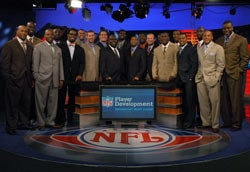 Meet The Next Generation Of C-Team NFL Broadcasters