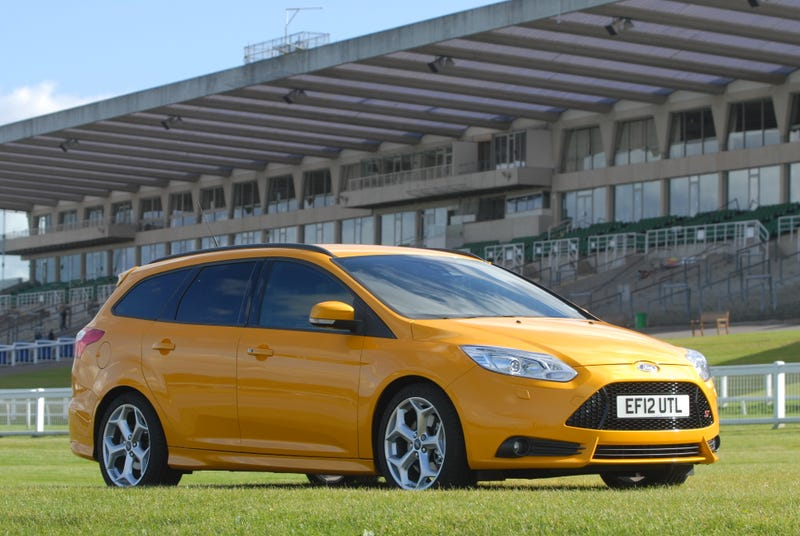 The Ford Focus Is The Best Selling Vehicle… In The World