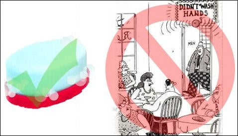 Vibrating Automatic Soap: One Less Barrier to Cleanliness