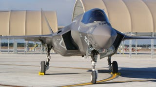 I Can Fly And Kill With The F-35 Lightning II