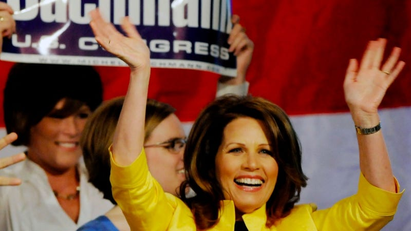 Michele Bachmann Wins WND's 'Woman of the Year' Award Partially Based on 'Womanliness'