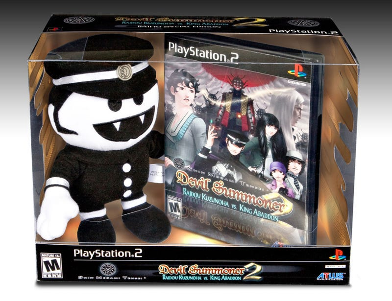 Check Out The Package On Devil Summoner 2