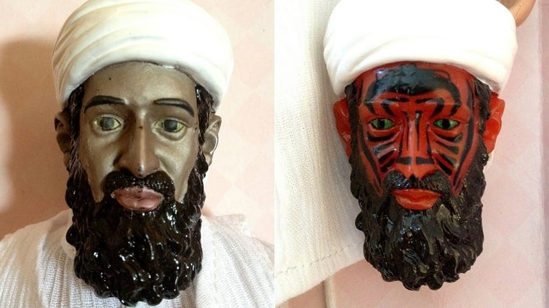 The CIA's Ridiculous Plan To Discredit Bin Laden With Action Figures