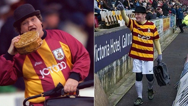 Mascot Fired For Not Being Fat Enough