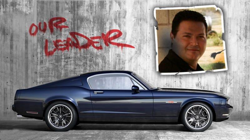This World Peace Prophet Is Secretly Building Detroit's New Muscle Car