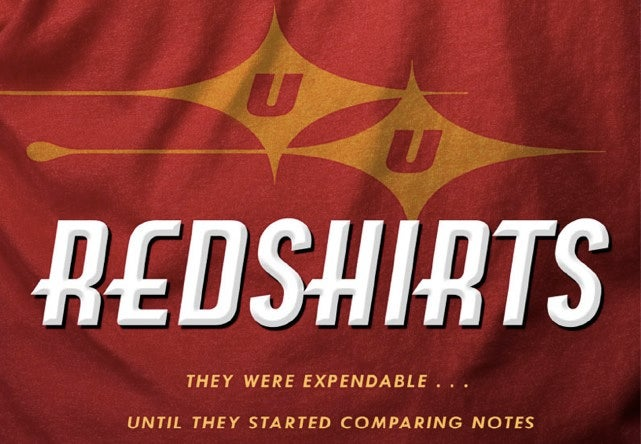 Redshirts is getting its own TV series