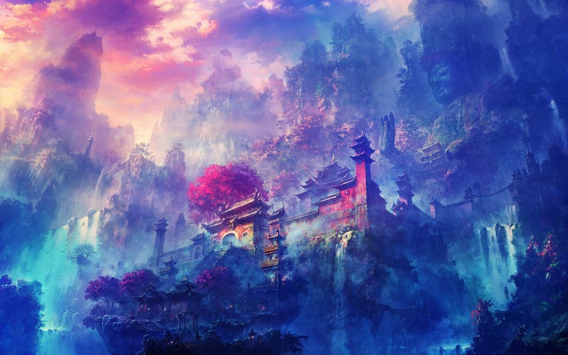 Bring a Little Fantasy to Your Desktop with These Wallpapers