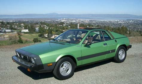 Ray Falco's Lancia Scorpion Could Be Yours!
