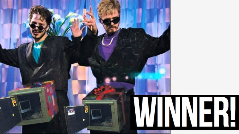 Kotaku 'Shop Contest: Rolling Wonder: The Winners