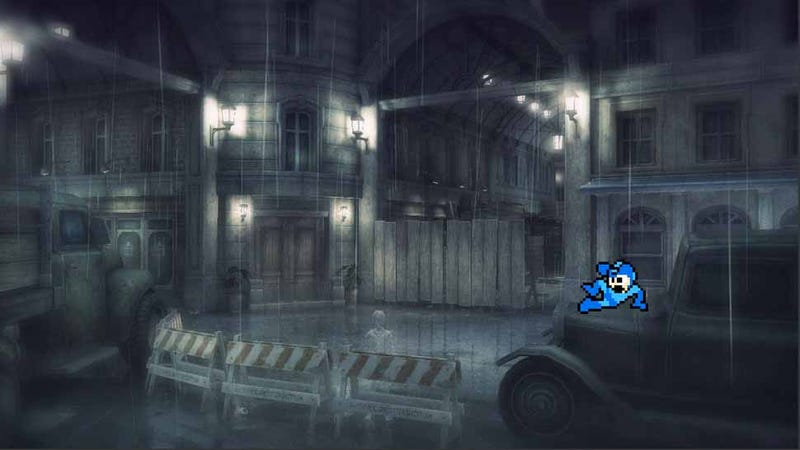 Here's What Mighty No. 9's Creator Thinks of Rain