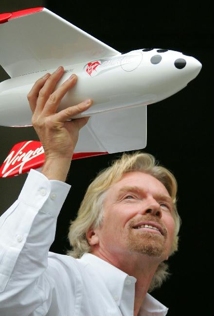 Billionaire Richard Branson Will Be a Flight Attendant After Losing a Bet