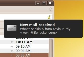 Make Thunderbird Deliver Top-Right Notifications in Ubuntu