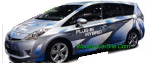Is This The Toyota Prius Wagon?
